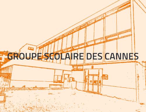 GROUPE SCOLAIRE DES CANNES