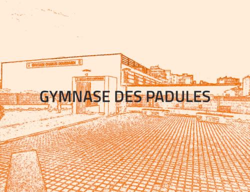 GYMNASE DES PADULES