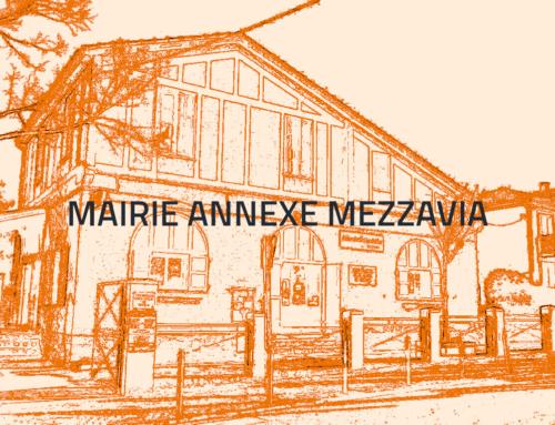 MAIRIE ANNEXE MEZZAVIA